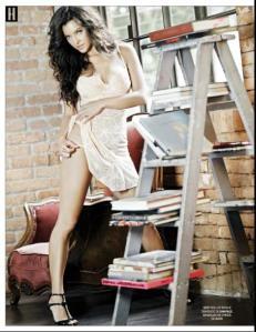 Sara Maldonado, Fotos de famosas